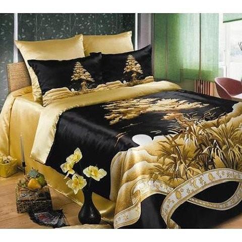 Комплект постельного белья Трава желаний (евростандарт)