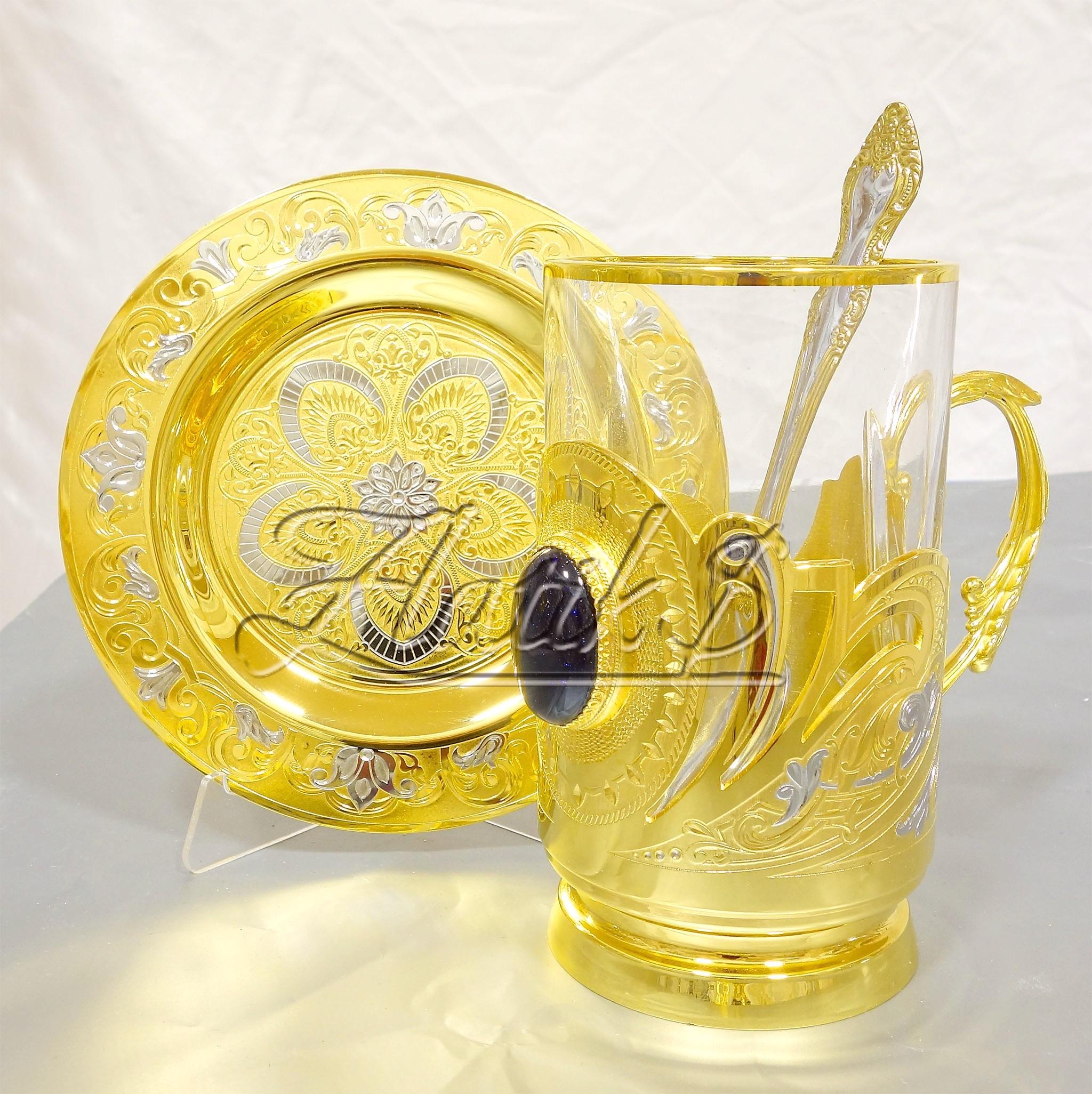 Набор чайный Авантюрин