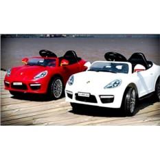 Электромобиль Porsche Panamera