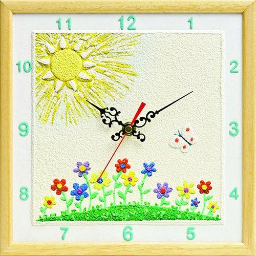 Настенные часы из песка Estate\