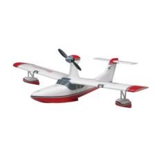 Радиоуправляемый самолет FlyZone Tidewater ep seaplane rtf