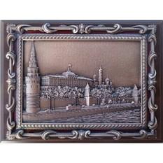 Картина из металла Кремлёвская набережная