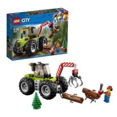 Конструктор Lego City Лесной трактор