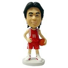 Фигурка по фото Звезда баскетбола