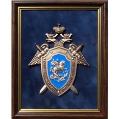 Картина из металла Следственный комитет РФ