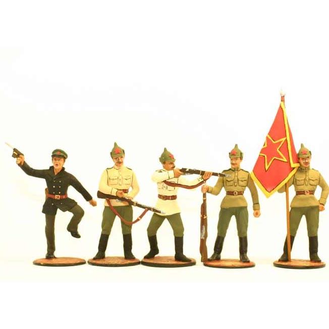 Красная Армия 1918г.