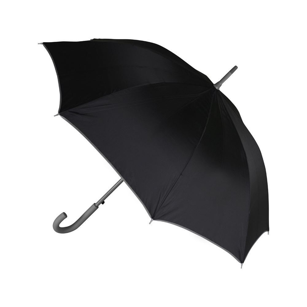 Зонт-трость Гилфорт с серой ручкой