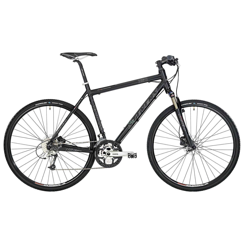 Велосипед Stevens X6 Disc Velvet Black G52