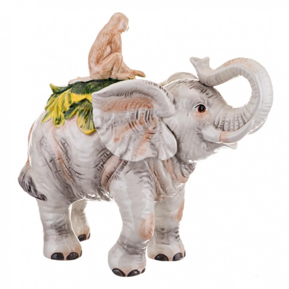 Фигурка Белый слон Hebei Grinding