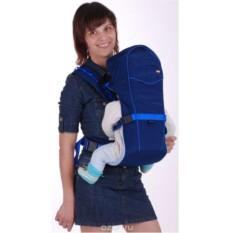 Синий рюкзак-кенгуру BabyActive Simple