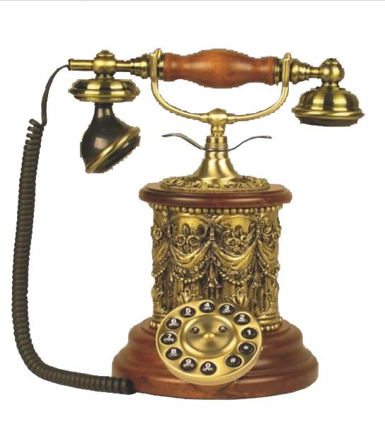 Телефон-ретро Pattern
