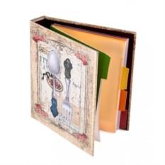 Книга для записи кулинарных рецептов Семейные блюда