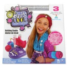 Набор для творчества «Студия вязания» Knits Cool