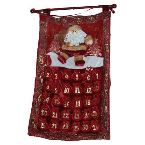 Новогоднее панно «Календарь»