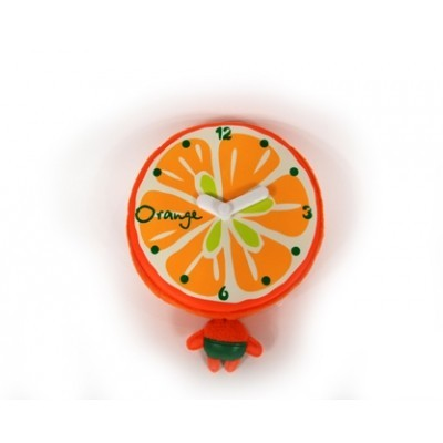 Настенные часы «Апельсинка»