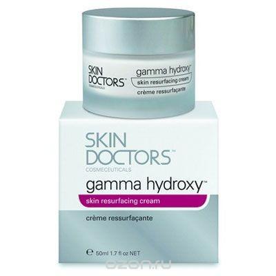 Крем против морщин и увядания кожи лица Gamma Hydroxy
