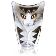 Малая скульптура Дикая кошка