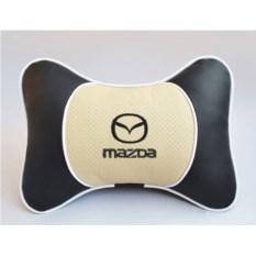 Подушка на подголовник Люкс, Mazda