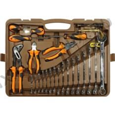 Набор инструментов Ombra OMT143SL (143 предмета)