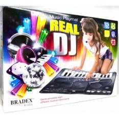 Музыкальный коврик Real DJ
