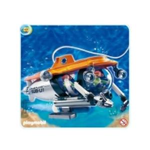 Научная подводная лодка