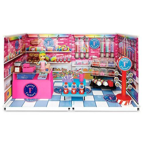 Игровой набор miWorld -Большой магазин сладостей