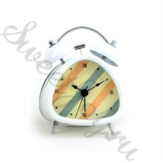 Настольные часы-будильник Strips