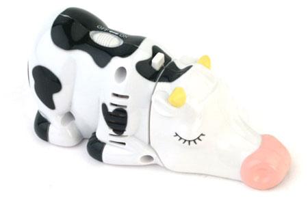 Настольный минипылесос Корова