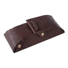 Кожаный футляр для очков «Фараон»