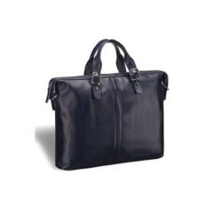 Деловая синяя сумка Brialdi Denver