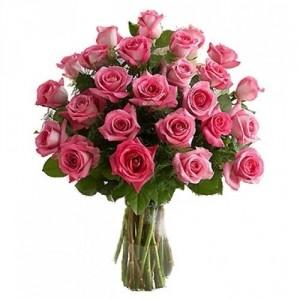 Букет Долина роз, 51 роза