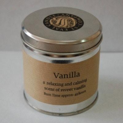 Ароматизированная свеча «Ваниль» St Eval candle co