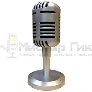 Динамик Ретро Микрофон