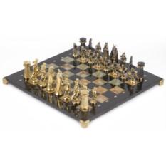 Бронзовые шахматы Викинги