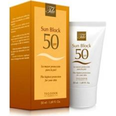 Солнцезащитный крем для лица SPF-50 Tegoder Sun Line (50 ml)