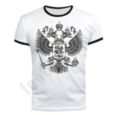 Футболка FREEdom Герб России