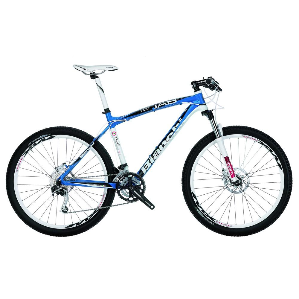 Велосипед BIANCHI JAB 7100