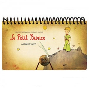 Еженедельник Le Petit Prince 03