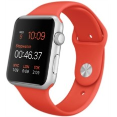 Apple Watch Sport 42mm with Sport Band (Pink)
