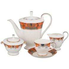 Чайный сервиз на 6 персон Lefard Осень