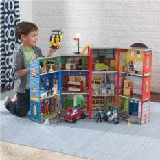 Игровой набор для мальчиков Здание спасательной службы