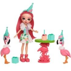Игровой набор Праздник Фламинго Mattel Enchantimals