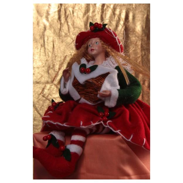 Кукла «Фея Вишня»