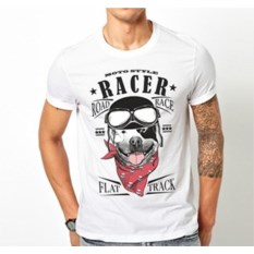 Футболка Racer moto style
