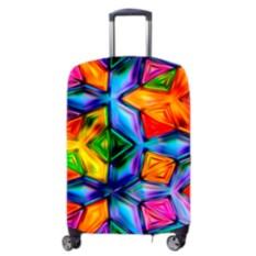 Чехол для чемодана из неоспана Мозаика