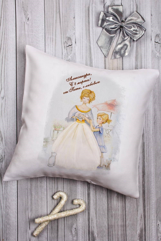 Декоративная подушка с вашим именем Леди