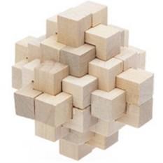 Деревянная головоломка «Альфа»