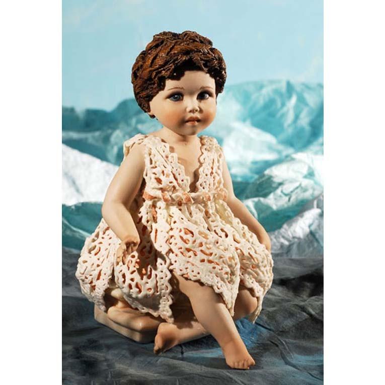 Фарфоровая статуэтка Diletta