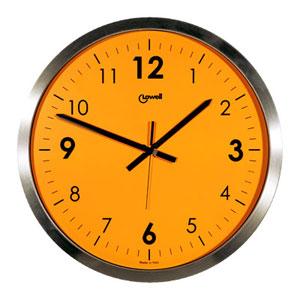 Настенные часы Lowell серии Steel, модель Low16135G