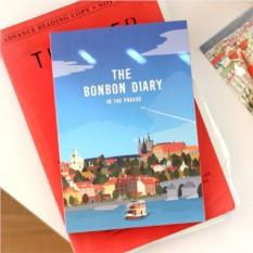 Ежедневник The Bonbon Prague